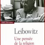 Yeshayou Leibowitz : philosophe de la religion
