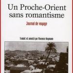Un Proche-Orient sans romantisme. Journal de voyage de Leopold Weiss