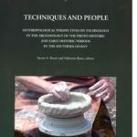 Hommes et techniques - perspectives anthropologiques... - Sous la direction de Steve A. Rosen et Valentine Roux