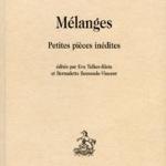 Émile Meyerson. Mélanges. Petites pièces inédites