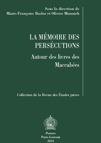 La mémoire des persécutions