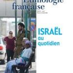 """Présentation revue """"Ethnologie française"""""""