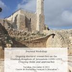 """Cycle de séminaire """"Histoire Médiévale"""""""