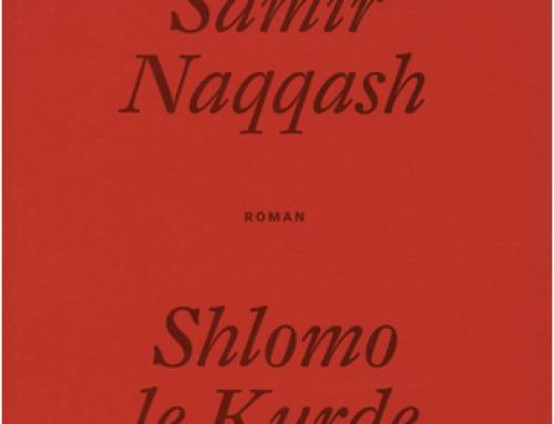 Conférence : «Les voix juives de la littérature arabe en Irak. la place de Samir Naqqash»