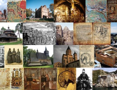 Appel à candidature : Outils et méthodes pour l'histoire des Églises entre Orient et Occident (Ve-XIXe siècle)