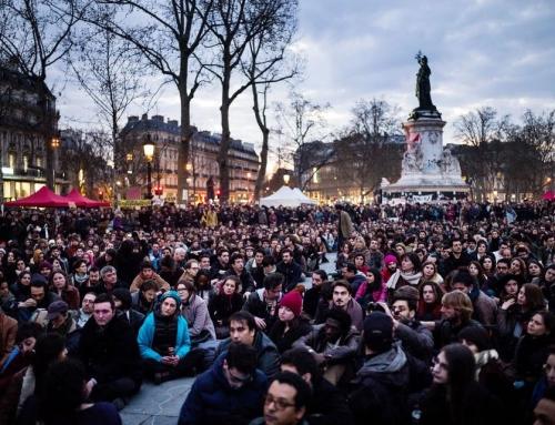 Réflexion autour des manifestations politiques contemporaines en France et en Israël