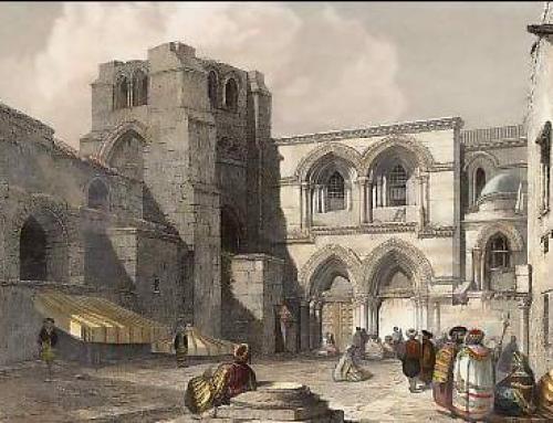 Conférence : Des Francs aux Mamelouks, le Saint-Sépulcre entre chrétiens latins, grecs et orientaux (XIIe-XVe siècle)