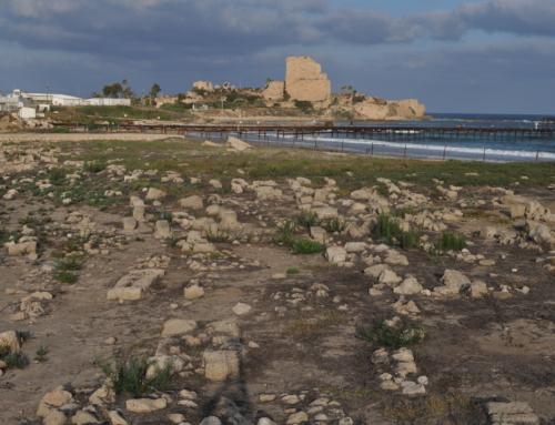 Conférence : Ensevelir les morts au XIIIe s. dans le Royaume latin de Jérusalem : apports des dernières campagnes de fouilles à 'Atlit