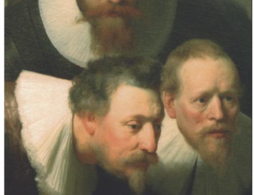 Conférence : De quoi la barbe est-elle le signe dans l'Europe des XV-XVIIIe siècles ?