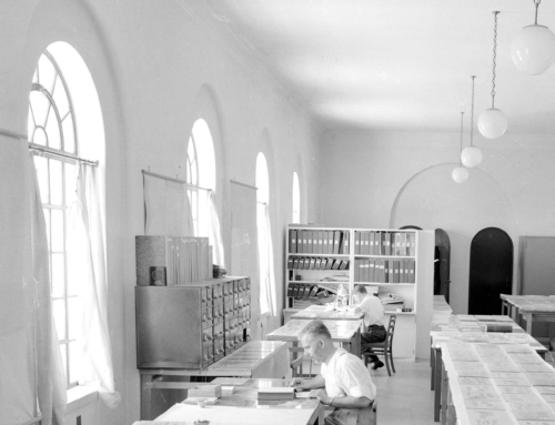 Call for papers Workshop:                                           « Jerusalem's archaeological archives at a glance »                                « Fenêtre sur les archives archéologiques de Jérusalem »