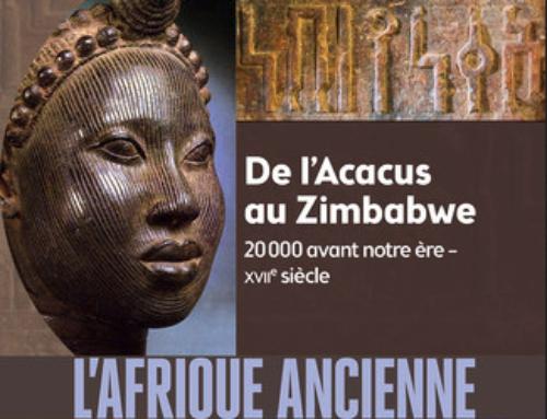 Conférence «l'Afrique ancienne»