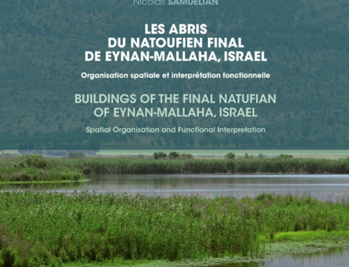 Les abris du Natoufien final de Mallaha-Eynan, Israël