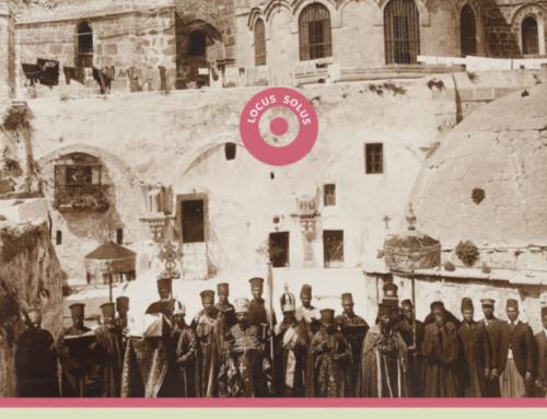 PUBLICATION : « Le moine sur le toit. Histoire d'un manuscrit éthiopien trouvé à Jérusalem (1904) », par Stéphane Ancel, Magdalena Kryzanowska et Vincent Lemire (22 octobre 2020)