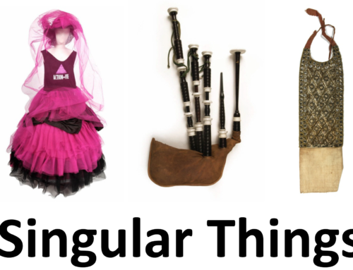 SÉMINAIRE  : « Singular Things – Minority Objects in Europe and the Mediterranean » (19 Mai 2021)