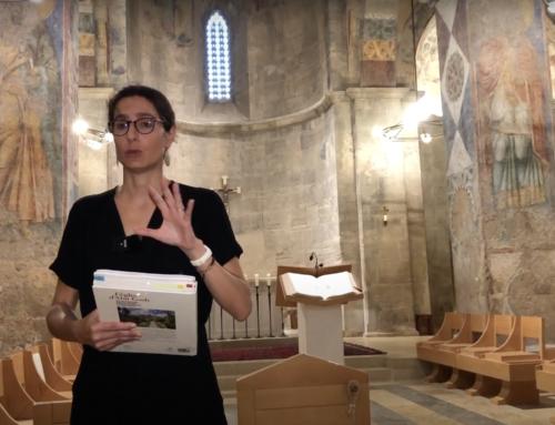VIDÉO : « Les inscriptions croisées d'Abu Gosh », avec Estelle Ingrand-Varenne (séminaire hors-les-murs #épisode4).