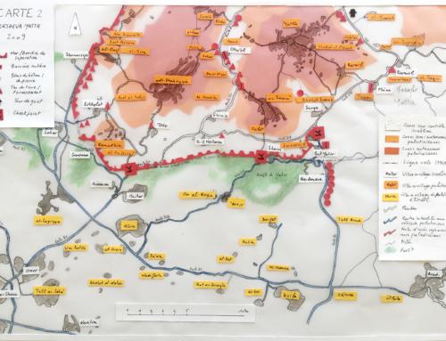 SOUTENANCE HDR de Cédric Parizot : «Israël-Palestine, un anti-atlas» (lundi 27 septembre 2021)