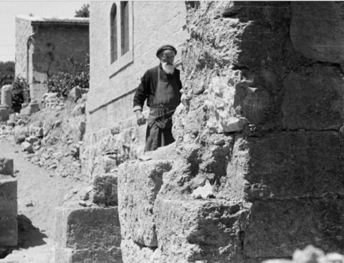SEMINAIRE hors les murs : «Le site croisé d'Abu Gosh» ( 29 septembre 2021)