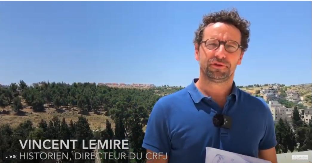 VIDÉO : «Les bassins hydrauliques d'Artas» avec Vincent Lemire (séminaire hors-les-murs #épisode2)